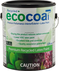 EcoCoat Paint Can